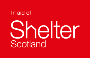 In aid of Shelter Scotland